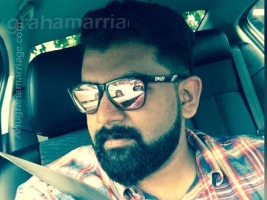 Arjun Krishnan (Moolam-Sudham)