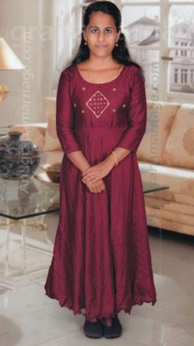 Anisha P.M (Thiruvathira)
