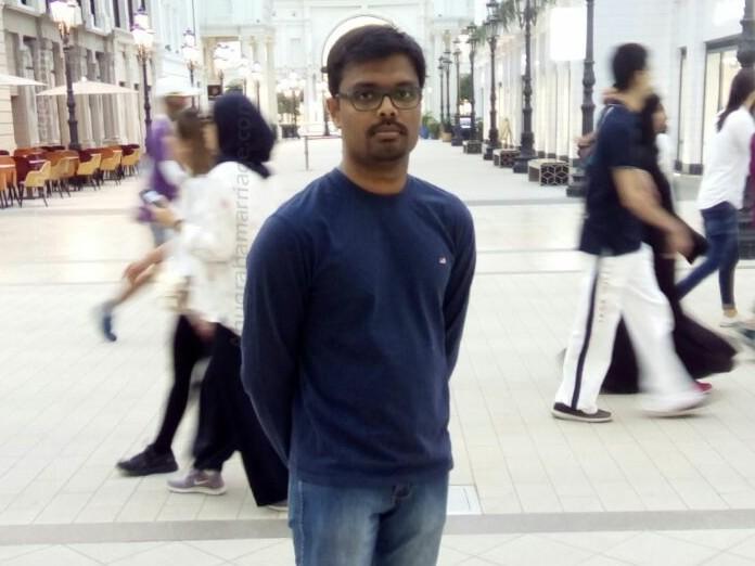 Ashok K S (Pooyam - Sudham)