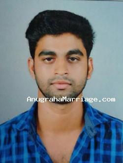 Maneesh Chandran (Avittam - 1/2 Dosham) 9048 4367 84