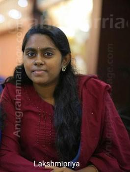 Lakshmi (Bharani) 9446535152