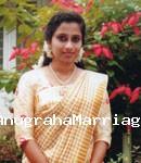 Anju (Bharani - Slight Dosham) 9495 0448 81