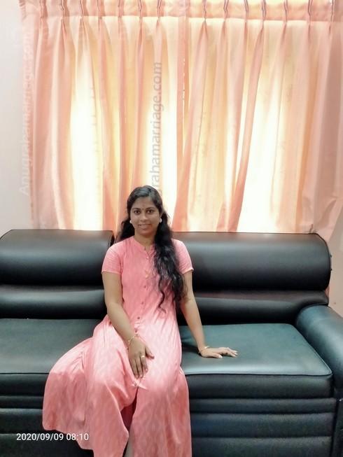 Anisha T. Raghunath (Karthika - Sudham)