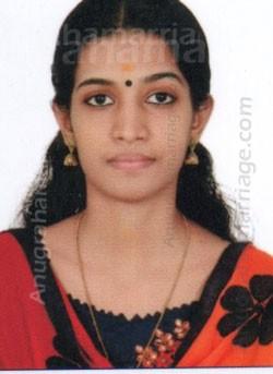 Pravitha (Chathayam - 2 Dosham) 9744152481