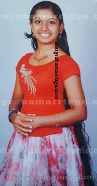 Sneha Suresh (Ayilyam - Slight Dosham) 7034 6895 50