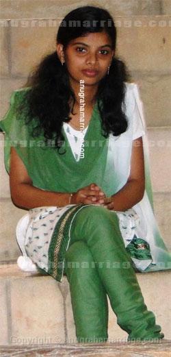 Nikhila (Bharani-Sudham,Slight Papam) 9497 1132 08