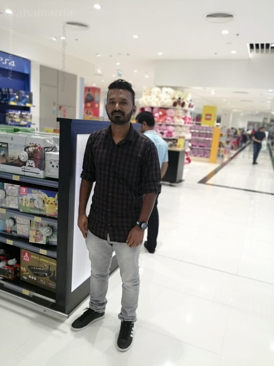 Nidhin Nandanan (Moolam -Sudham) 9188870483