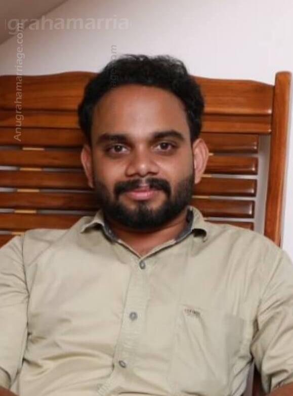 Mithun C Gokuldas (Avittam - Sudham)