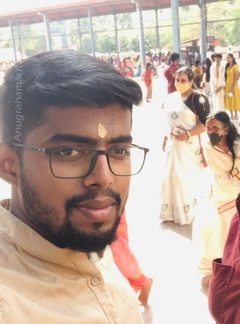 Dinesh Ramachandran - Nair (Aswathi)
