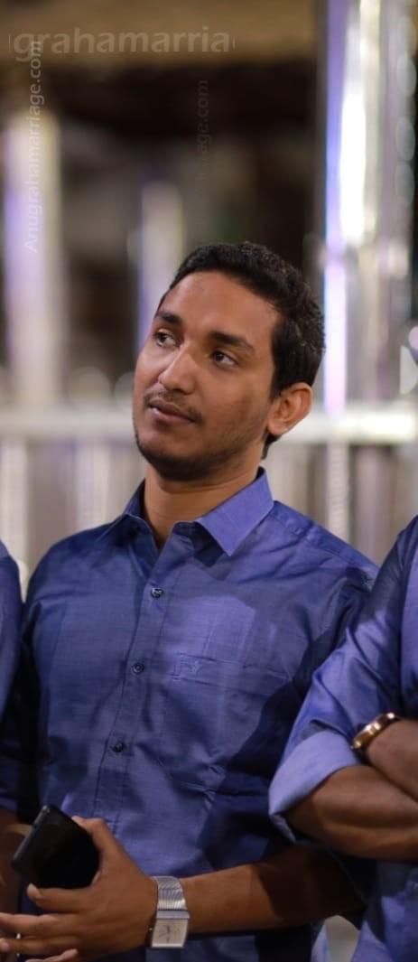 Sreekumar Suresh (Pooruruttathi)