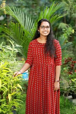 CHAITHANYA K P (Rohini)