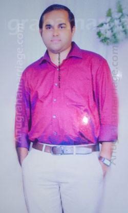 Sudeep Subramanian- Divorced (Makayiram -1 Dosham) 94977 71066