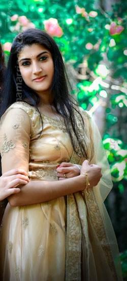 Sanika Sasidhar (Chithra-one Dosham)